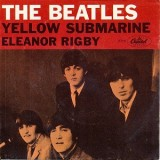 Beatles - Yellow Submarine 7""