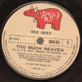 """Bee Gees - Too Much Heaven 7"""""""