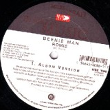Beenie Man - Romie / In The Ghetto 12""