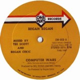 Began Began - Computer Wars 12""
