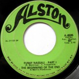 """Beginning Of The End - Funky Nassau 7"""""""