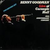 Benny Goodman - Live At Carnegie Hall 2LP