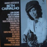 Beth Carvalho - Grandes Sucessos De Beth Carvalho LP