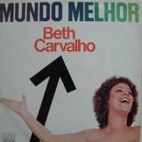 Beth Carvalho - Mundo Melhor LP