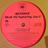 "Beyonce - Deja Vu 12"""