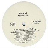 Beyonce - Work It Out 12""