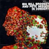 Big Bill Broonzy And Pete Seeger - Big Bill broonzy And Pete Seeger In Concert LP