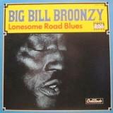 Big Bill Broonzy - Lonesome Road Blues LP