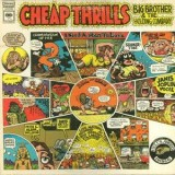 Big Brother & The Holding Company - Cheap Thrills LP