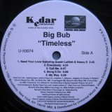 Big Bub - Timeless LP