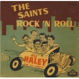 Bill Haley & His Comets - The Saints Of Rock N' Roll EP 7''
