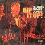 Bill Haley And His Comets - Rip It Up LP