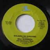 Bill Summers & Summers Heat - Walking On Sunshine 7""