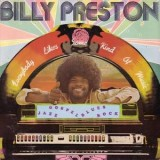 Billy Preston - Everybody Likes Some Kind Of Music LP