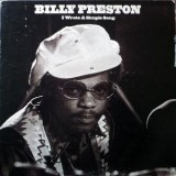Billy Preston - I Wrote A Simple Song LP