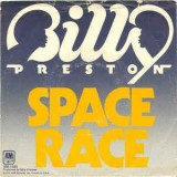 Billy Preston - Space Race 7""