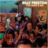 Billy Preston - The Kids & Me LP