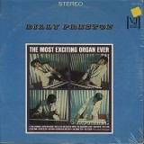 Billy Preston - The Most Exciting Organ Ever LP