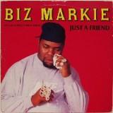 """Biz Markie - Just A Friend 12"""""""