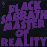 Black Sabbath - Master Of Reality (vinil colorido) LP