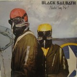 Black Sabbath - Never Say Die (vinil colorido) LP