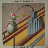 Black Sabbath - Technical Ecstasy (vinil colorido) LP