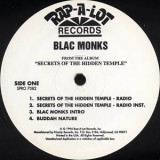 Blac Monks - Secrets Of The Hidden Temple EP