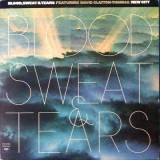 Blood, Sweat and Tears - New City LP