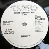 Blowfly - Blowfly's New Year's Party 12''