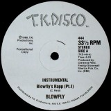 """Blowfly - Blowfly´s Rapp 12"""""""