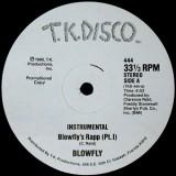"Blowfly - Blowfly´s Rapp Instrumental 12"""