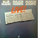 Blue Magic / Major Harris / Margie Joseph - Live 2LP
