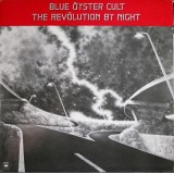 Blue Oyster Cult - The Revolution By Night LP