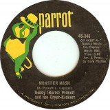 """Bobby Pickett And The Crypt-Kickers - Monster Mash 7"""""""
