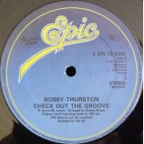Bobby Thurston - Check Out The Groove 12""
