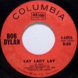 Bob Dylan - Lay Lady Lay 7''