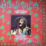 Bob Marley - 20 Greatest Hits LP