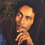 Bob Marley & The Wailers - Legend (Anniversary - colorido)