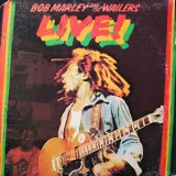 Bob Marley & The Wailers - Live LP