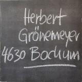 Herbert Grönemeyer - 4630 Bochum LP