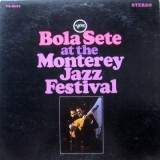Bola Sete - Bola Sete At The Monterey Jazz Festival LP