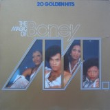 Boney M - The Magic Of Boney M LP