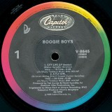 Boogie Boys - City Life / A Fly Girl 12""