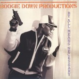 Boogie Down Productions - By All Means Necessary LP
