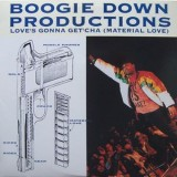 Boogie Down Productions - Love's Gonna Getcha 12''