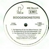 Boogiemonsters - The Beginning Of The End / God Sound 12""