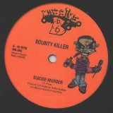 Bounty Killer & Jeru The Damaja - Suicide Murder 12""