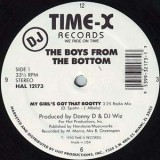 Boys From The Bottom - My Girl´s Got That Booty 12""