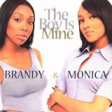 "Brandy & Monica - The Boy Is Mine 12"""
