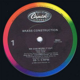 Brass Construction - We Can Work It Out 12""